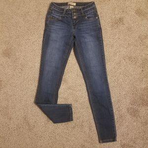 Blue Spice Juniors Skinny Jeans 1